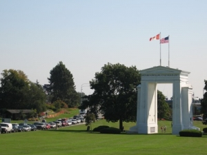 Peace Arch Lineup
