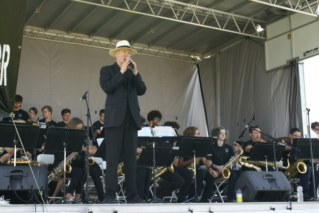 Bellingham Youth Jazzz Band performing at 2:30pm at the Haggen Family 4th