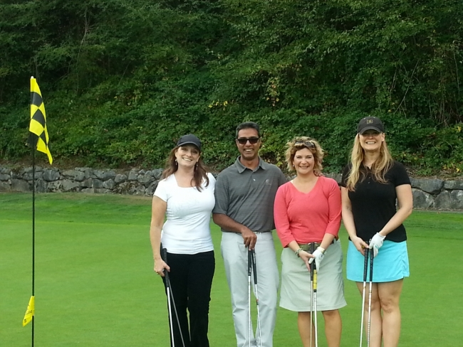Chamber Golf Classic 2015 at Shuksan Golf Club