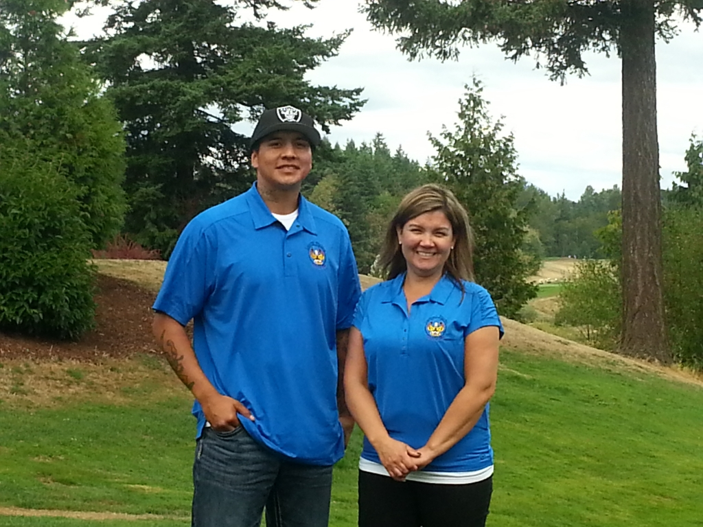 Thank you to the great folks at Lummi Indian Business Council for their sponsorship of the Chamber Golf Classic!
