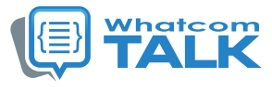 WhatcomTalk logo